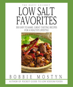 The Hasty Gourmet Low Salt Favorites cookbook